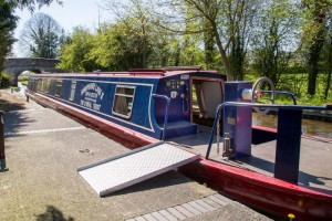 wheelchair accessible canal boat holiday