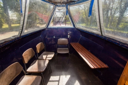 wheelchair accessible canalboat day trip