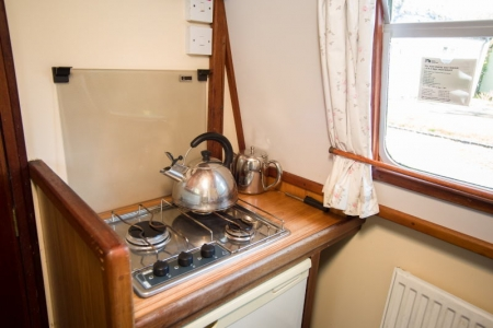 wheelchair accessible narrow boat holiday