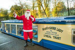 Lyneal Trust History - Christmas Event